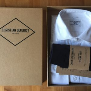 Christian Benedict Shirt Subscription