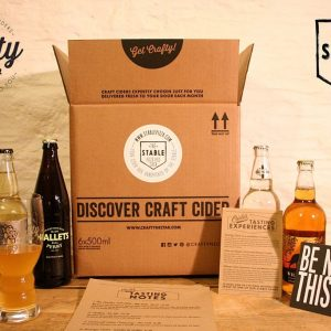Crafty Nectar Cider Subscription Box