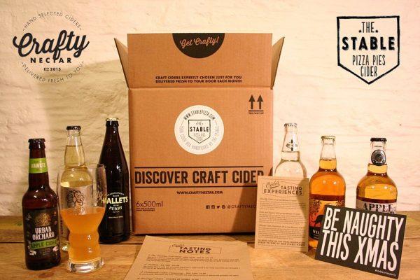 Crafty Nectar Cider Subscription Box