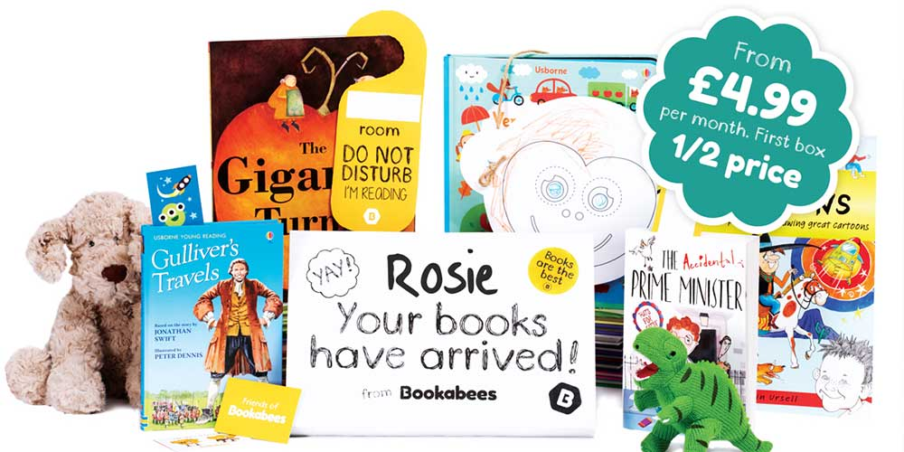 Bookabees Subscription Box