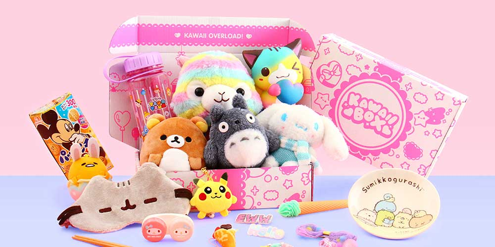 Kawaii Box Kids Subscription
