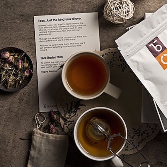 Tea & Coffee Subscriptions
