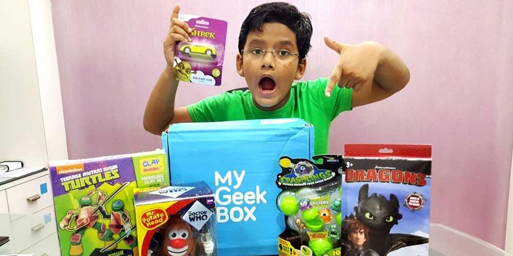 Geek Box Kids