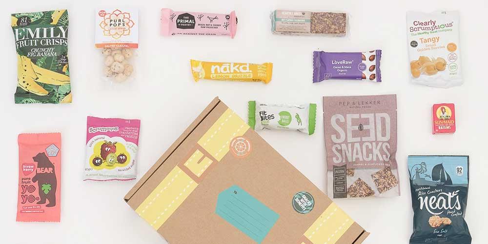 Treat Trunk Snack Box
