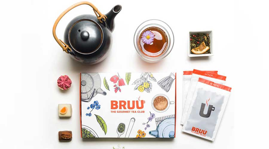 Bruu Tea Subscription