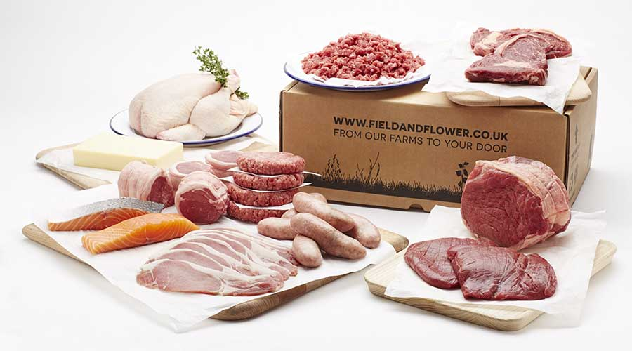 Field and Flower Meat Subscription