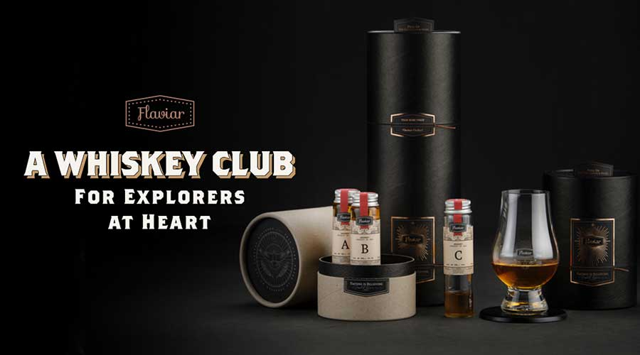 Flaviar Whiskey Club