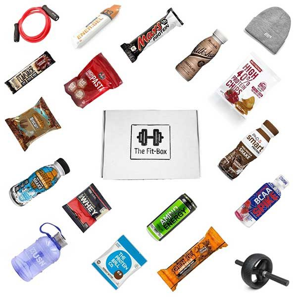 The Fit Box Subscription