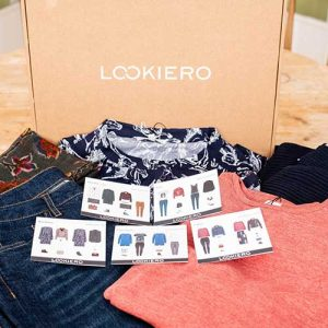 Lookiero fashion subscription box
