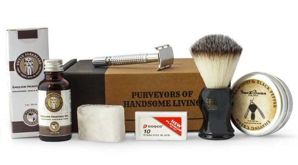 The Personal Barber Shaving Subscription